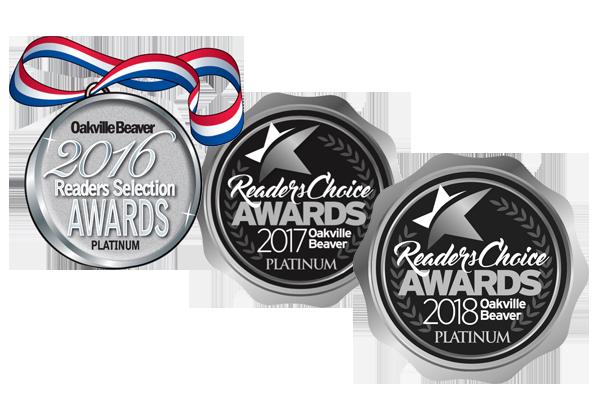 Music Lessons Oakville Readers Choice awards