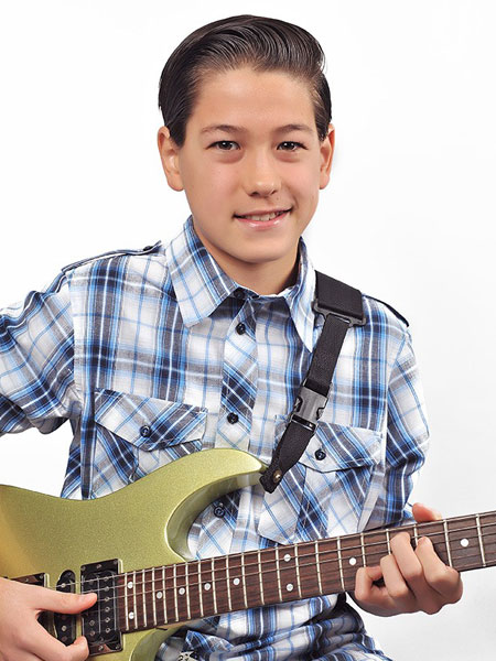 Oakville guitar lessons