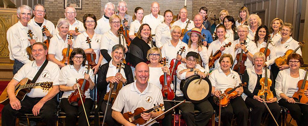 Celtic Fiddle Oakville