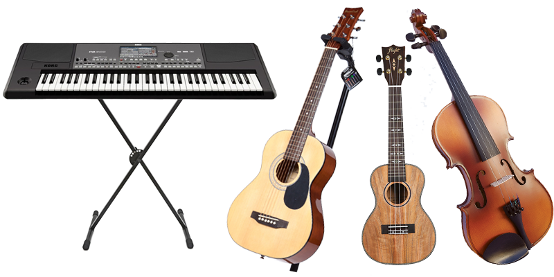 Guitar lessons oakville music instrument rental
